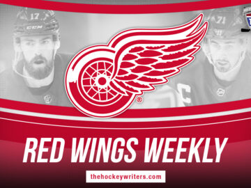 Red Wings Wednesday Weekly: The Boys Are Back in Town
